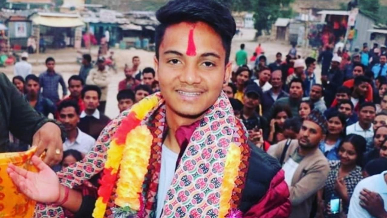 शनि विश्वकर्मा बने पहिलो नेपाल लोकस्टार