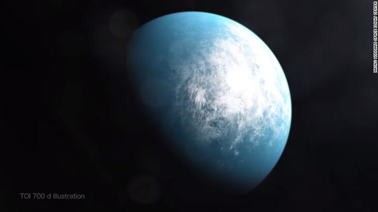 सौर्यमण्डल बाहिर भेटियो जीवनको सम्भावना भएको पहिलो ग्रह