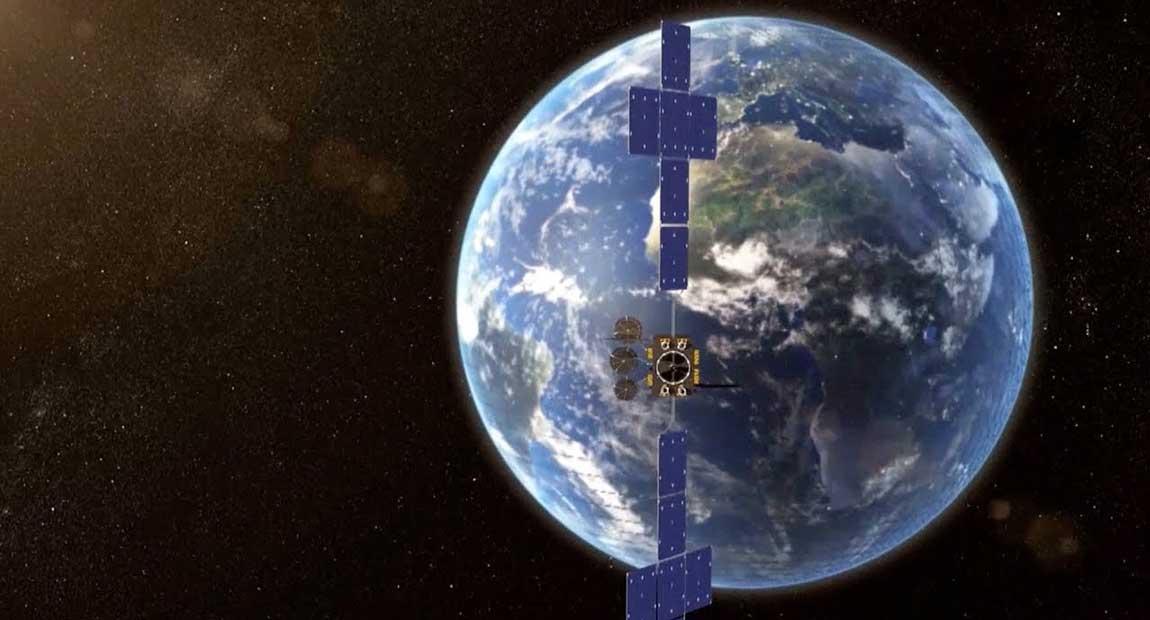चीनको सबैभन्दा ठूलो उपग्रह डी एच एफ ४ नक्षत्रमा