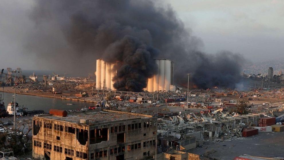 लेबनानमा शक्तिशाली बिस्फोटः कम्तीमा ७० जनाको मृत्यु, ४,००० भन्दा बढी घाइते