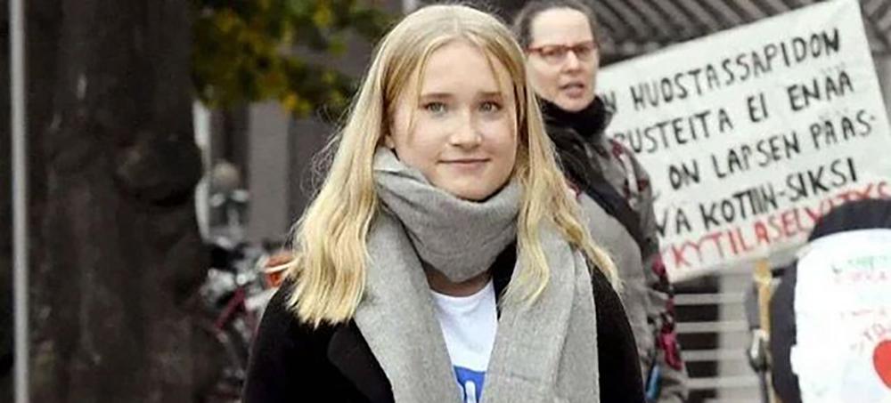 फिनल्यान्डमा कसरी बनिन् यी १६ वर्षीया किशोरी एक दिनका लागि प्रधानमन्त्री?
