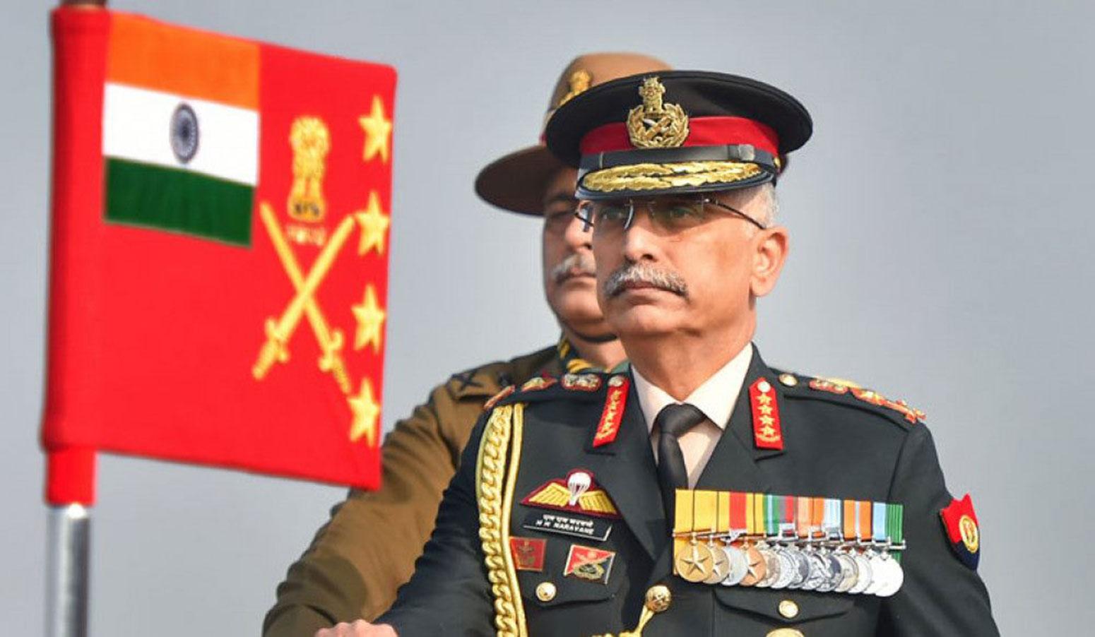 कालापानीबारे नेपाल अरूको इसारामा बोल्यो भन्ने भारतीय सेना प्रमुख नरवणे १८ कात्तिकमा आउँदै