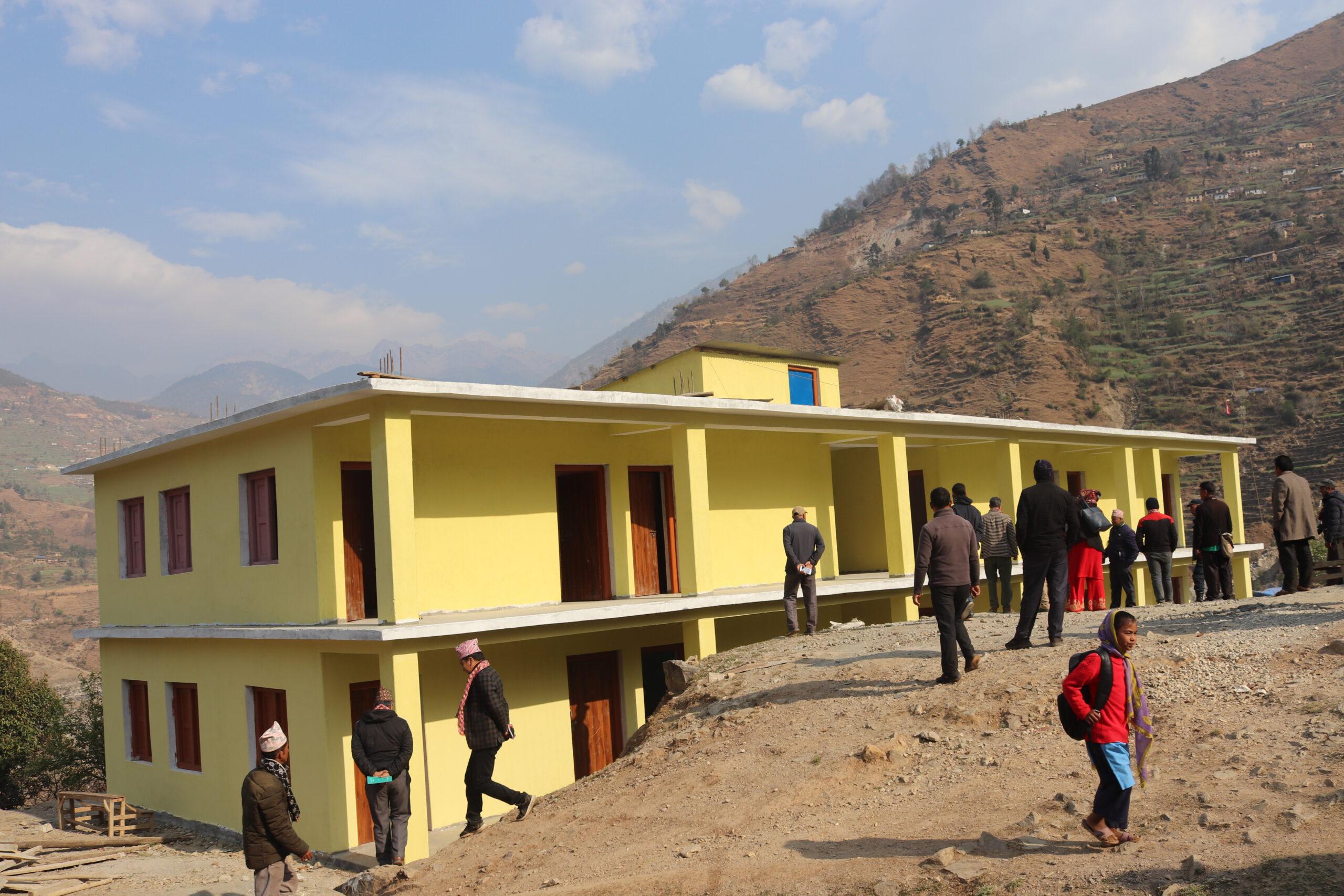 प्रत्येक पालिकामा नमुना सामुदायिक विद्यालय