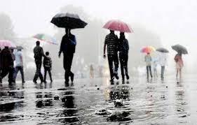 आजको मौसम पूर्वानुमान ः चट्याङसहित भारी वर्षाको सम्भावना