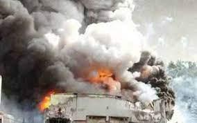 थाईल्याण्डमा रासायनिक कारखानामा विस्फोट हुँदा कम्तीमा २० घाइते, एकको मृत्यु