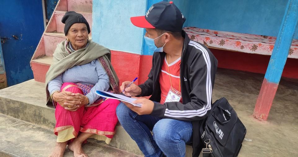 राष्ट्रिय जनगणना सुरू, सात प्रश्न लिएर सुपरिवेक्षक घरदैलोमा